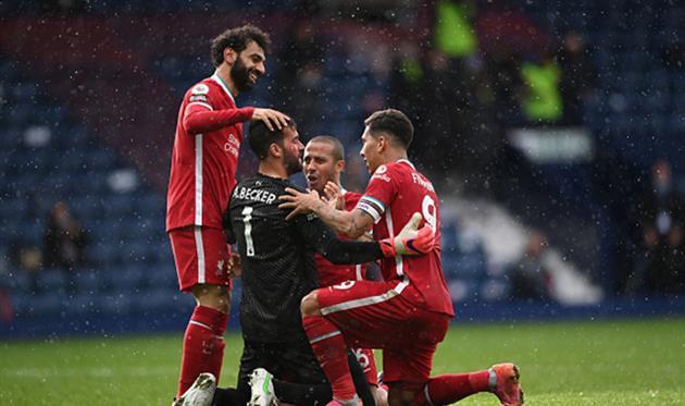Вест Бромвич - Ливерпуль, Getty Images
