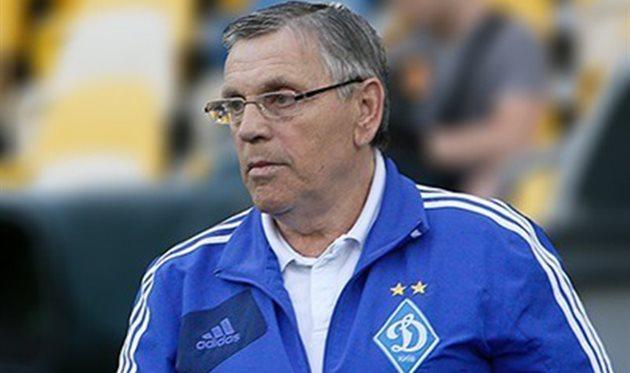 Александр Чубаров, ФК Динамо Киев
