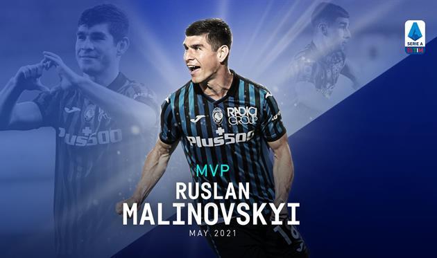 Руслан Малиновский, Серия А