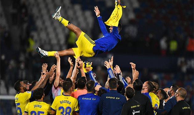 Аугусто Фернандес, Getty Images