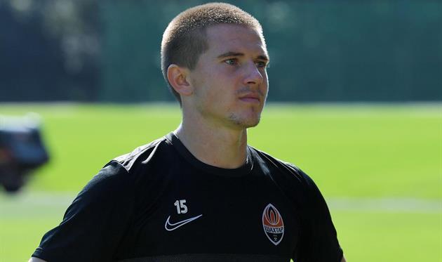 Виктор Корниенко, ФК Шахтер Донецк