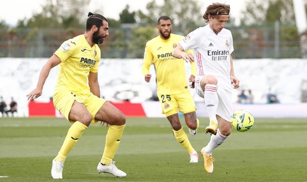 Реал добыл волевую победу над Вильярреалом, но уступил золото Атлетико