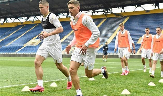 Денис Попов и Георгий Судаков, УАФ