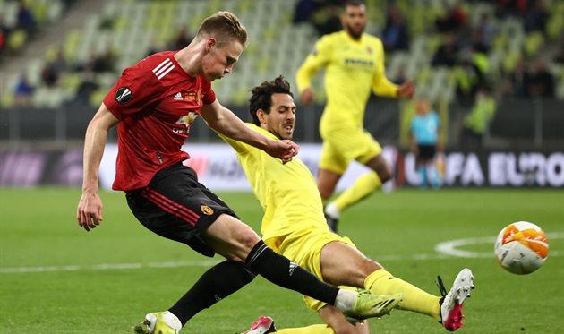 Вильярреал - Манчестер Юнайтед, Getty Images