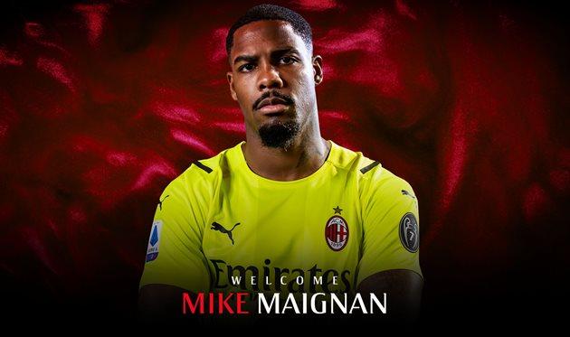Майк Меньян, ФК Милан