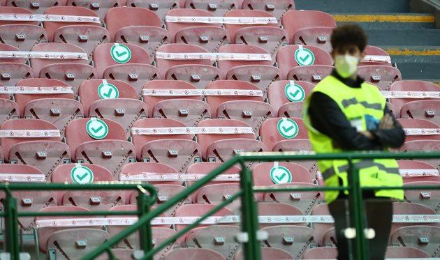 Как коронавирус изменил футбол, фото Getty Images