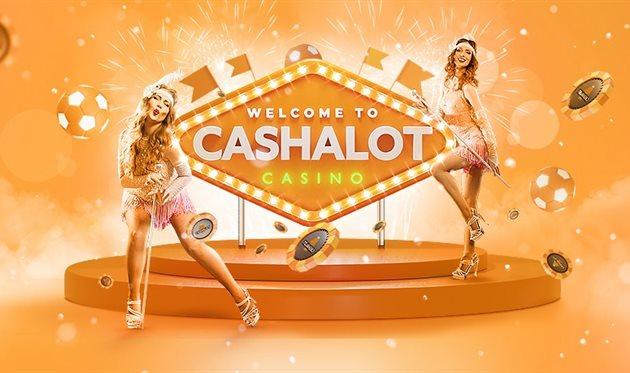 Cashalot — новий великий гравець на ринку онлайн-казино і ставок. Реклама