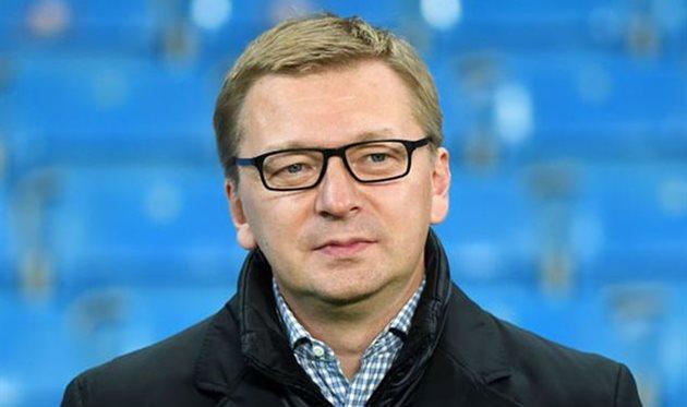Сергей Палкин, фото ФК Шахтер Донецк