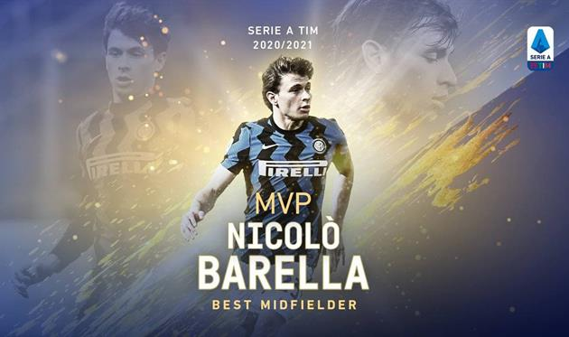 Николо Барелла, фото Серия А