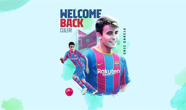 Эрик Гарсия, ФК Барселона
