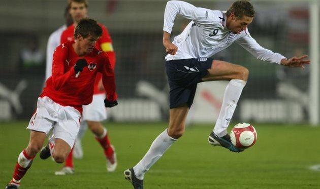 Англия — Австрия, Getty Images
