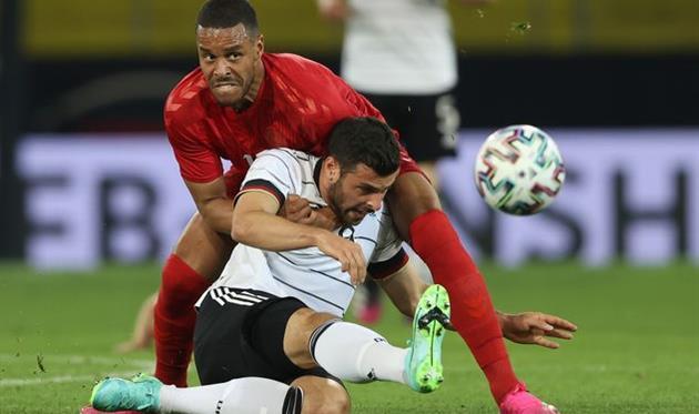 Германия — Дания, Getty Images