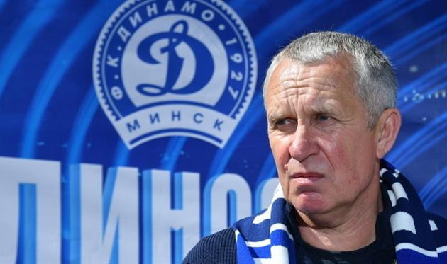 Леонид Кучук, ФК Динамо Минск