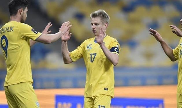 Яремчук и Зинченко, УАФ
