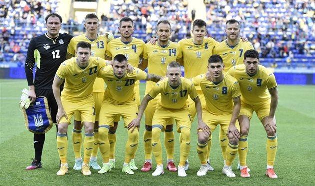 Игрок сборной Украины, УАФ