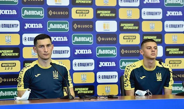 Тарас Степаненко и Виталий Миколенко, УАФ