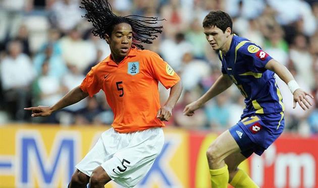 Финальный матч Нидерланды — Украина на молодежном Евро-2006, Getty Images