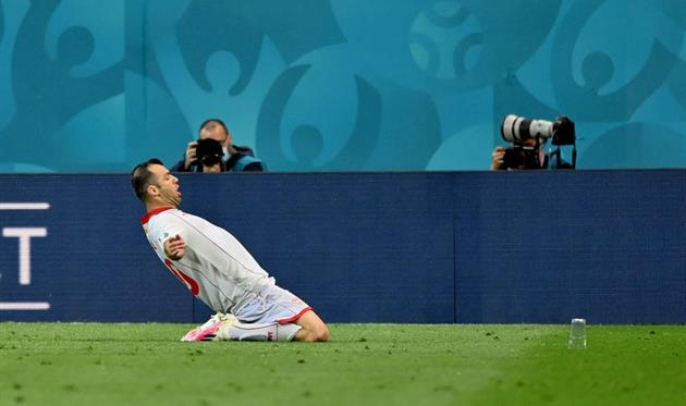 Горан Пандев, Getty Images