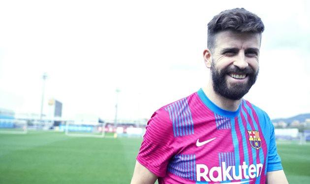 Жерар Пике, ФК Барселона