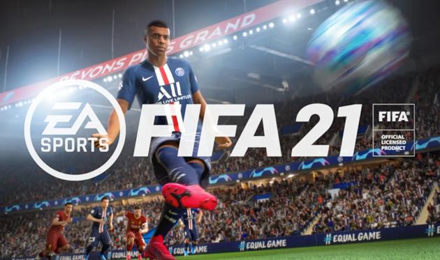 Регистрация на турнир FIFA21 от Football.ua на компьютере