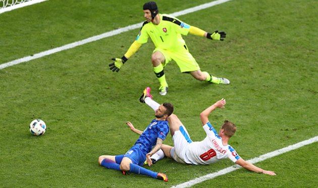 Хорватия - Чехия (Евро-2016), Getty Images