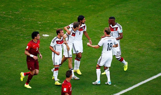Португалия - Германия, Getty Images