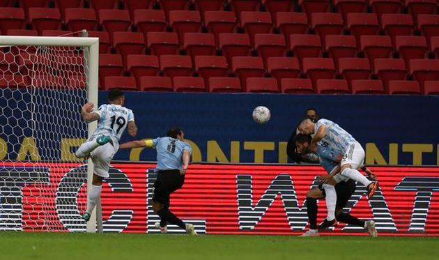 Аргентина — Уругвай, Getty Images