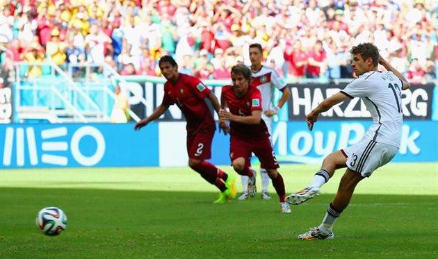 Германия — Португалия, Getty Images