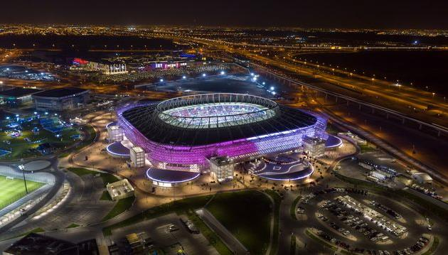 Стадион Ахмад Бин Али в Эр-Райяне, Getty Images