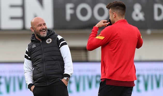 Винченцо Итальяно (слева), Getty Images