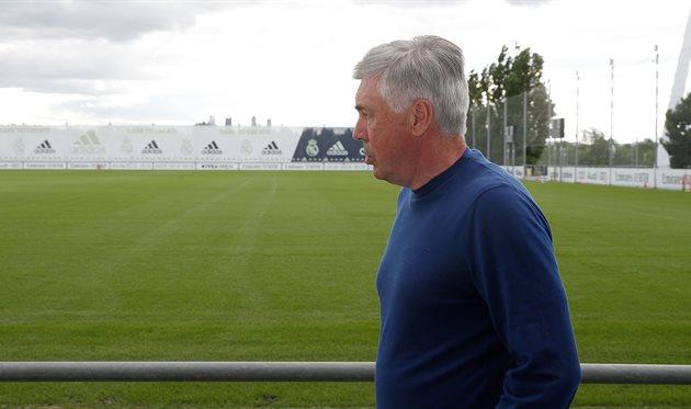 Карло Анчелотти, ФК Реал Мадрид