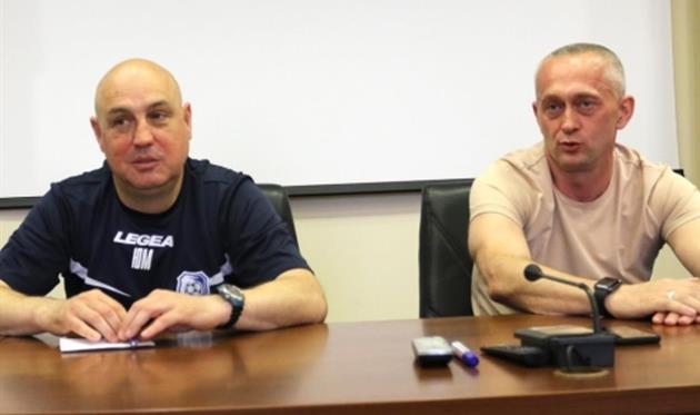 Юрий Мороз (слева), getty images