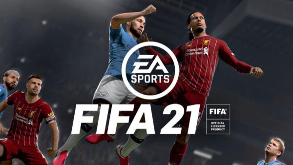 Финал первой недели Cyber Cup FIFA 21: онлайн-трансляция