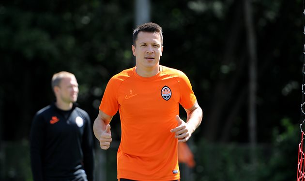 Евгений Коноплянка, ФК Шахтер