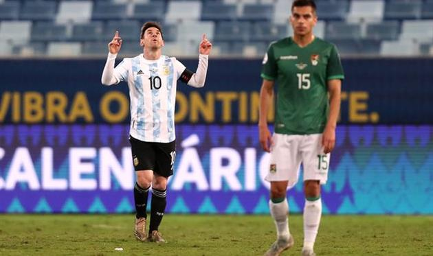 Боливия — Аргентина, Getty Images