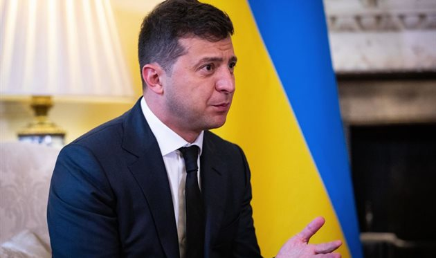 Владимир Зеленский, Getty Images