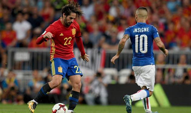 Италия — Испания, Getty Images