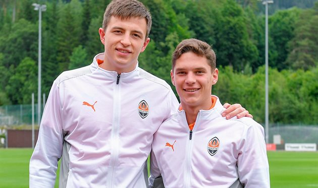 Трубин и Судаков присоединились к Шахтеру на сборах в Австрии