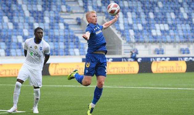 Владислав Кулач, фото ФК Динамо Киев