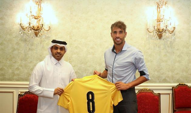 Хави Мартинес, twitter.com/QatarSportClub