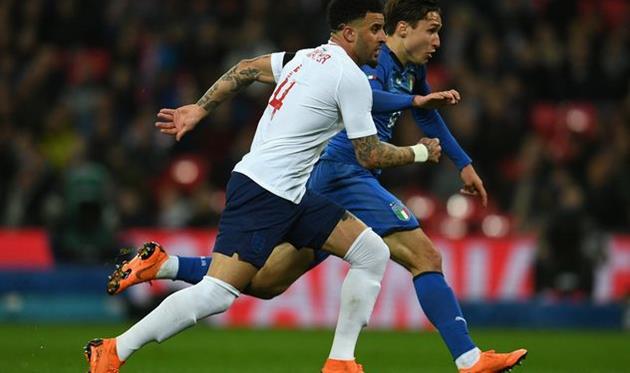 Англия — Италия, Getty Images