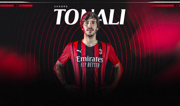 Сандро Тонали, ФК Милан