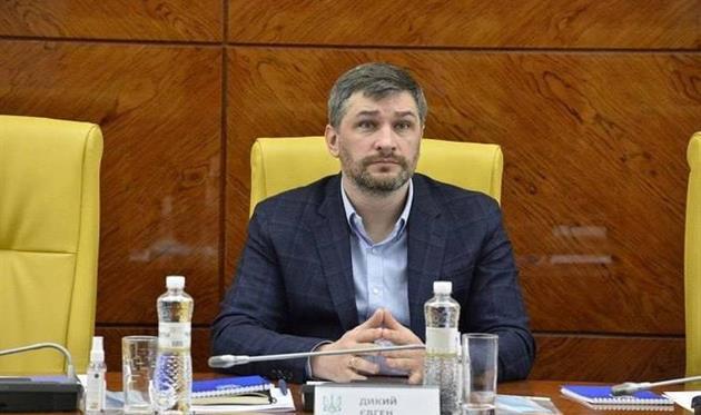 Евгений Дикий, фото УПЛ