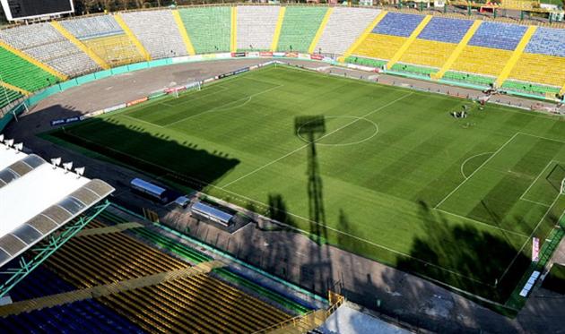 Стадион Украина, фото ФК Карпаты Львов