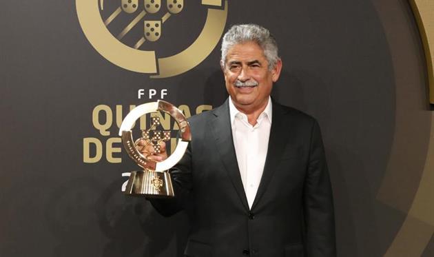 Луиш Фелипе Виейра, AP Photo
