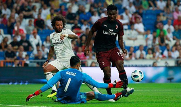 Реал Мадрид - Милан (2018 год), Getty Images