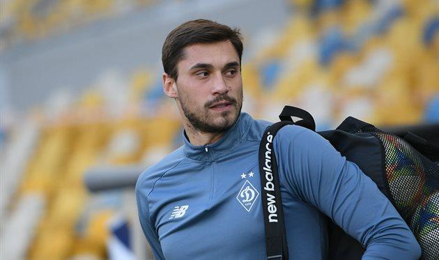 Георгий Бущан, ФК Динамо Киев