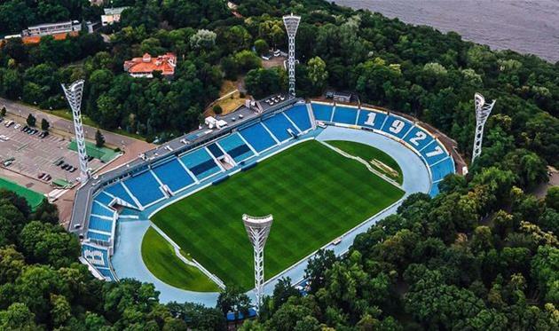 стадион Динамо им. В. Лобановского, фото ФК Рух Львов