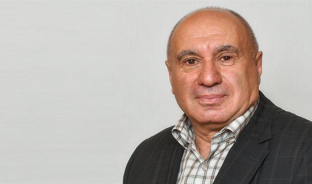 Станислав Оганов, ФК Заря