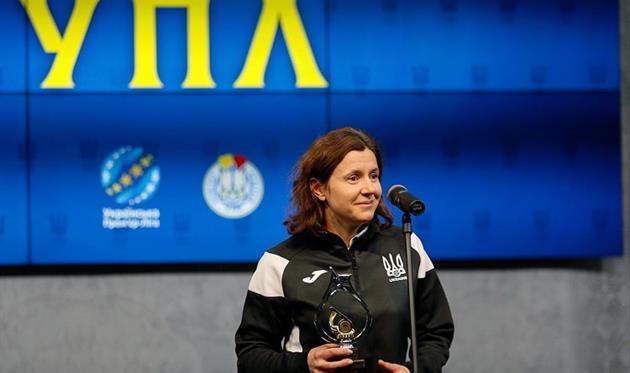 Екатерина Монзуль, фото УАФ